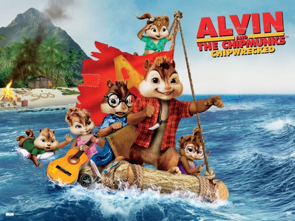Alvin et les chipmunks 3 